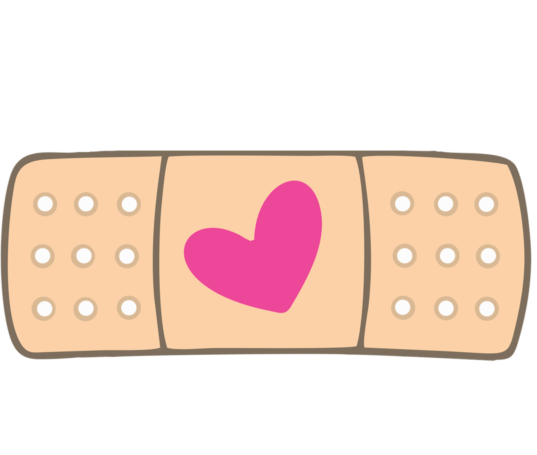 Bandage clip art.