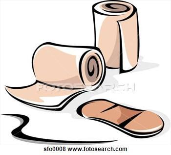 Bandage 20clipart.