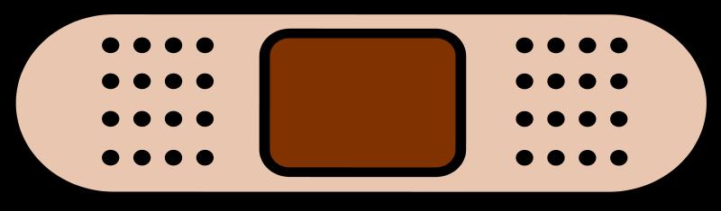 Bandage Clip Art Download.