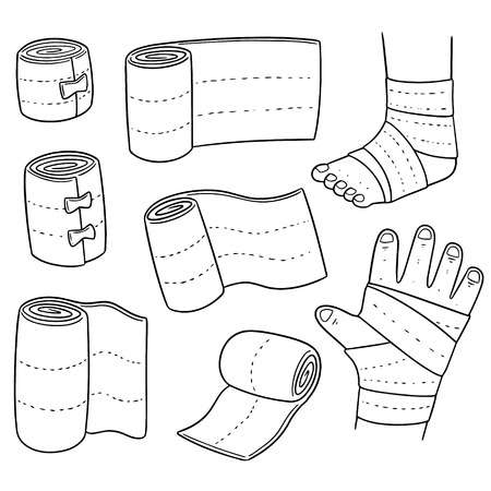 101 Compression Bandage Cliparts, Stock Vector And Royalty Free.