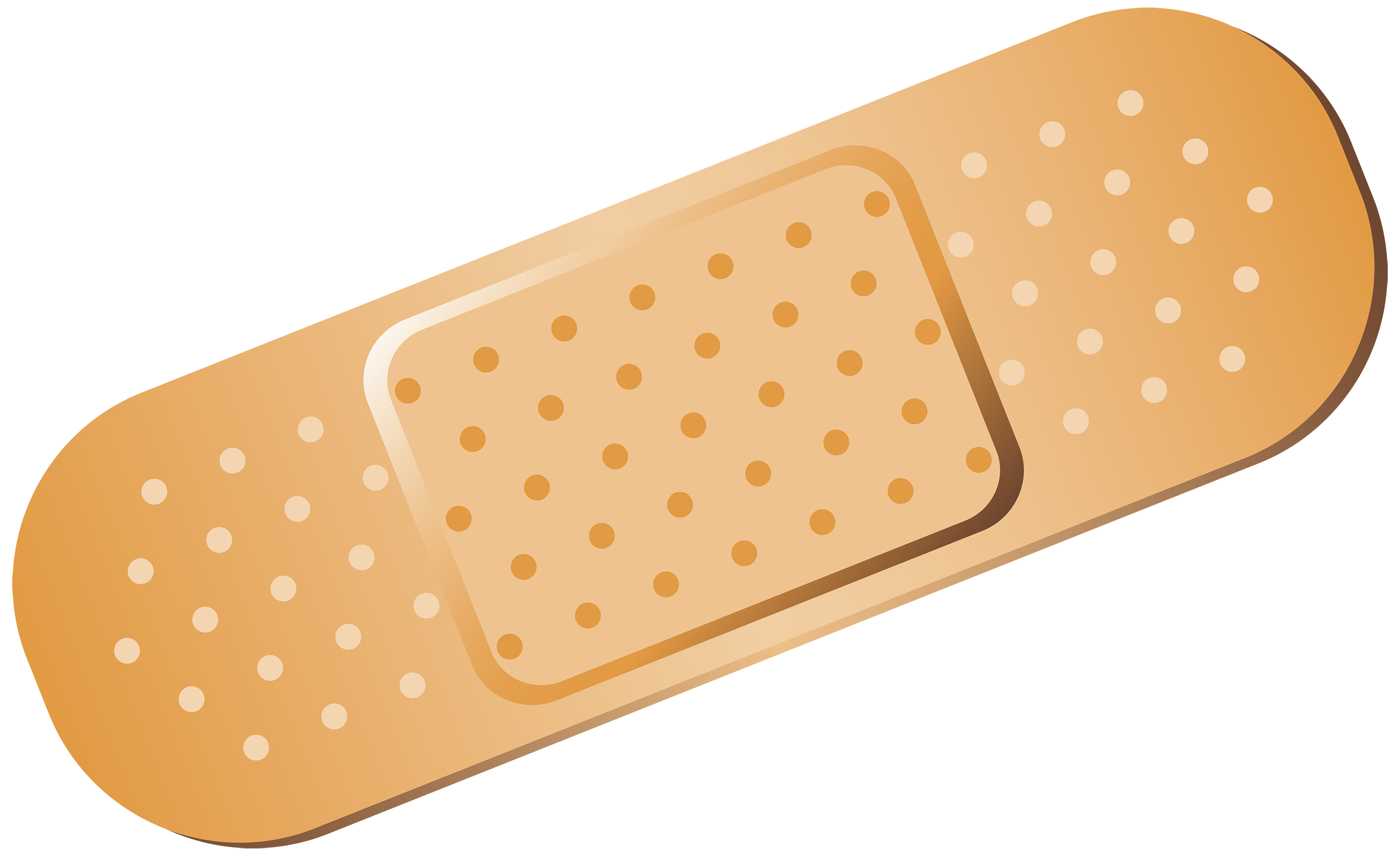 Bandage Strip PNG Clipart.