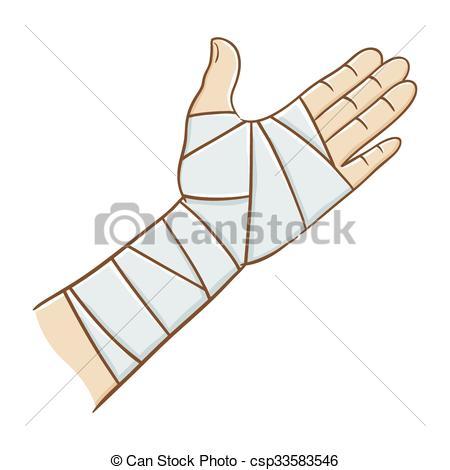 Bandaged hand Vector Clip Art Illustrations. 2,427 Bandaged hand.