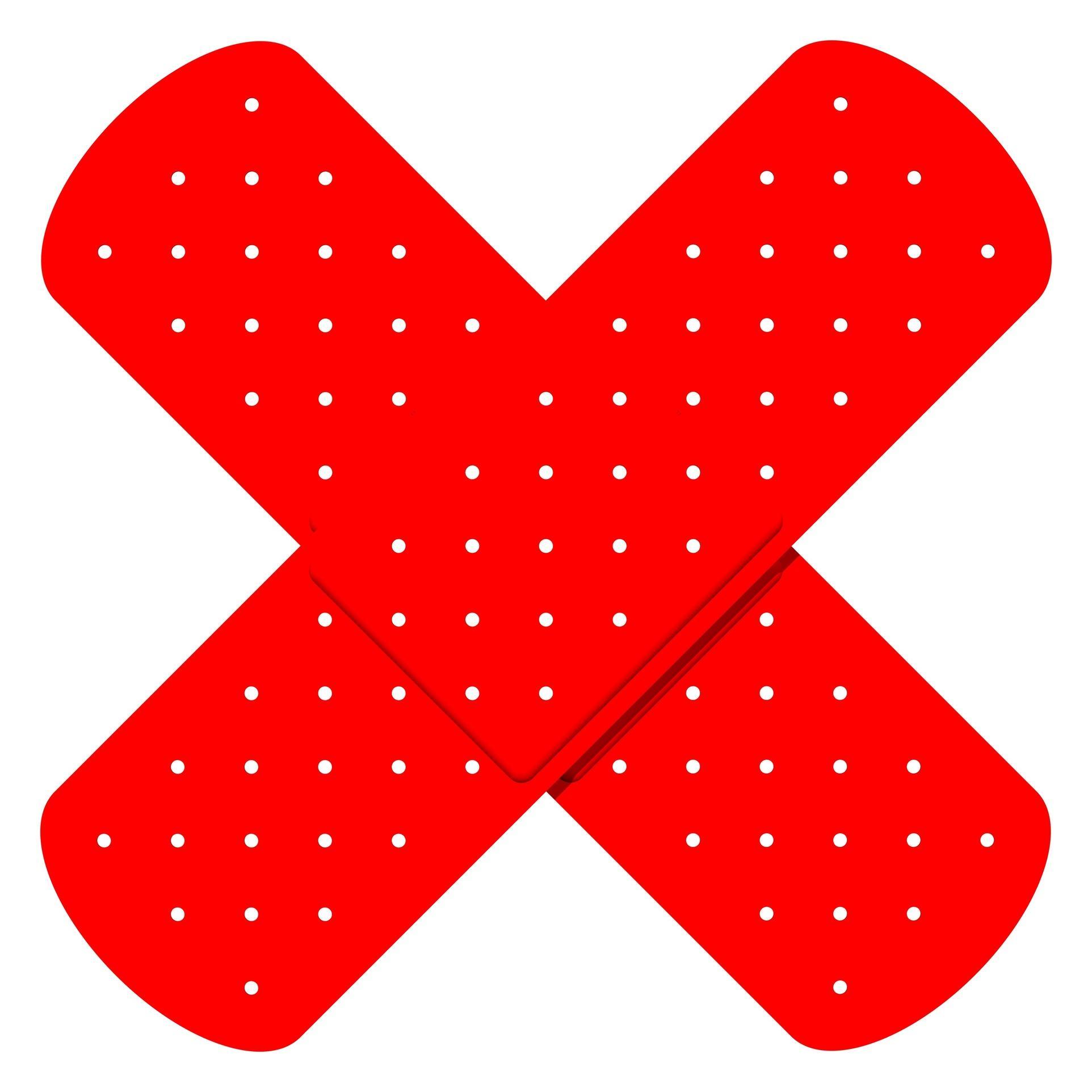 Band Aid Clipart.