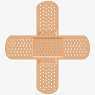 Bandaid Band Aid Clip Art Image.