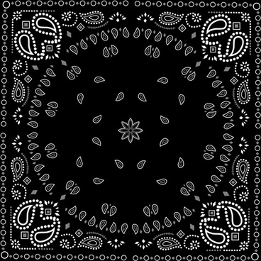 Bandana pattern free vector download (19,224 Free vector) for.
