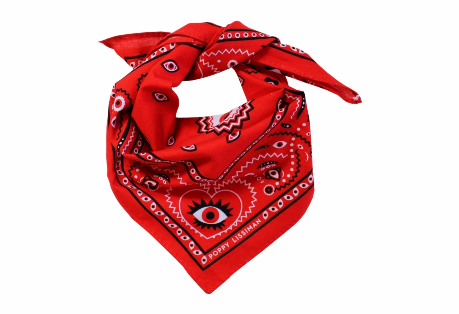 Rock This Cute Bandana With Our Property Of No One.