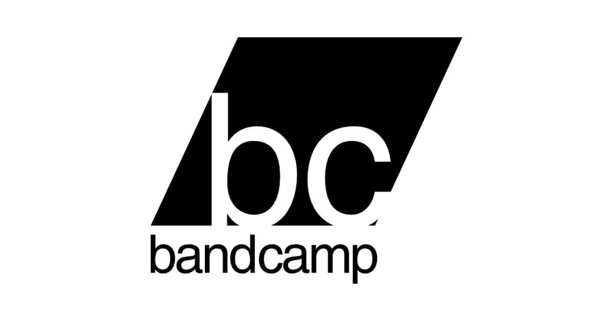 Bandcamp logo.