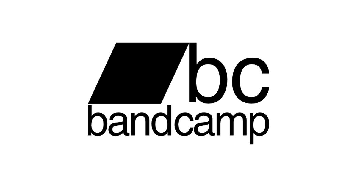 BC bandcamp logo.