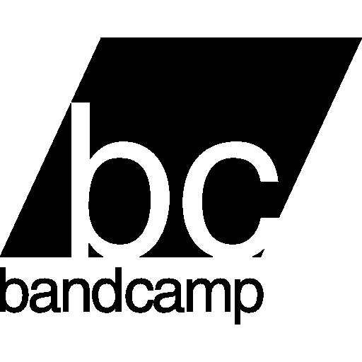 Bandcamp variant logo Icons.