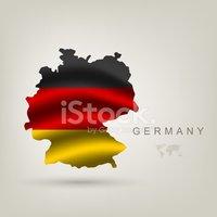 Bandeira Da Alemanha Como País DE imagens vetoriais.