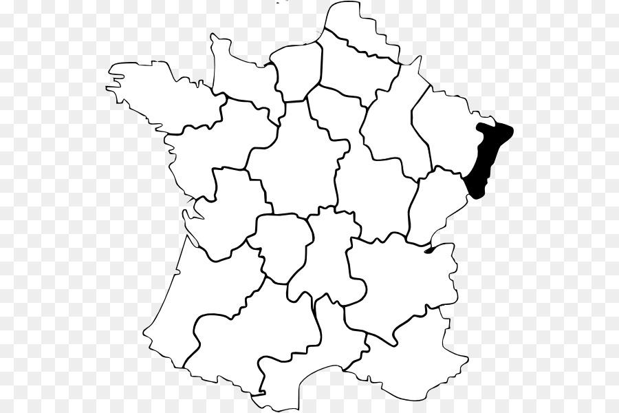 França Azur Bandeira da França Clip.