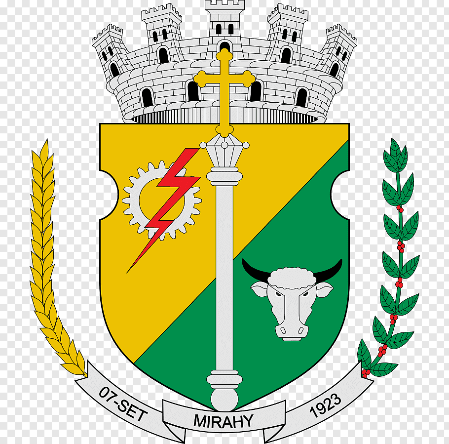 Brazil Flag, Bandeira, Machado Minas Gerais, Malacacheta.