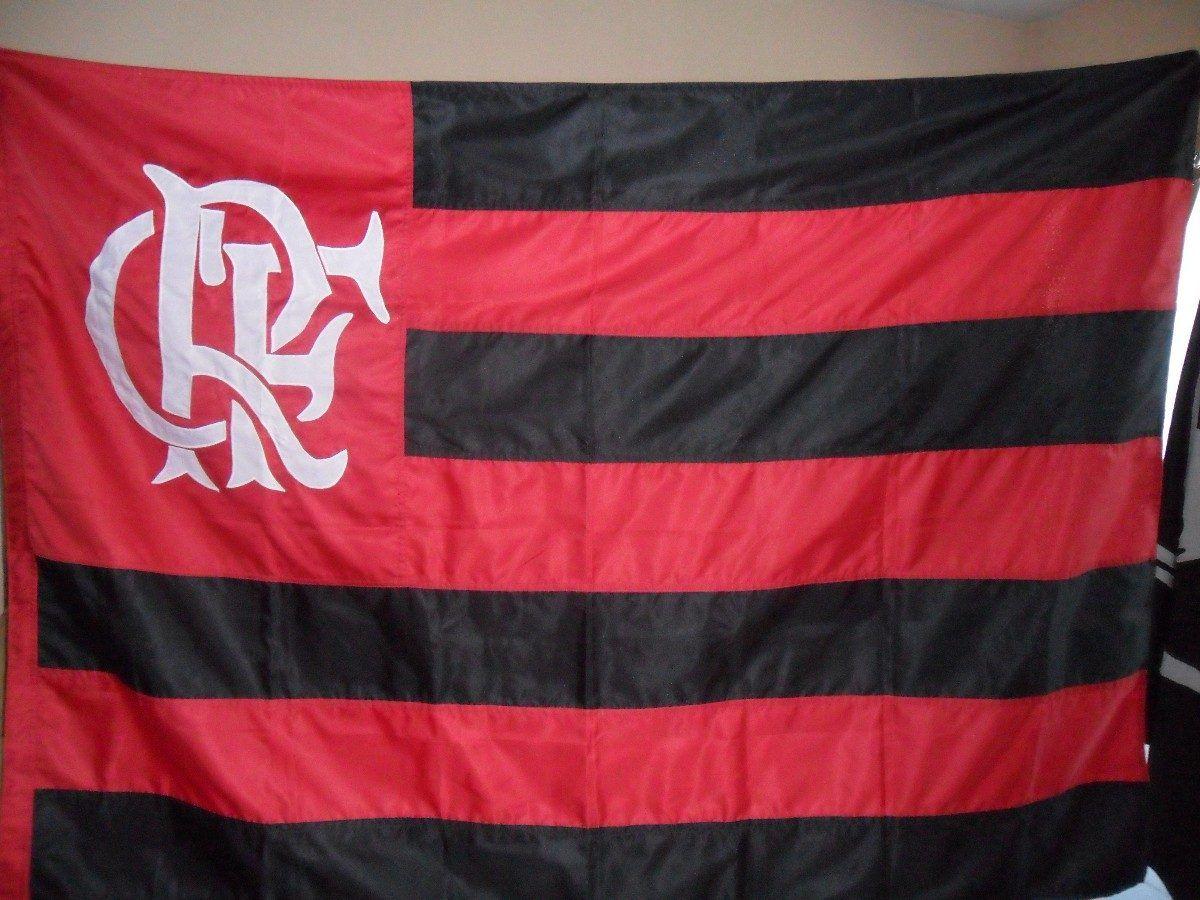 bandeira oficial do flamengo.