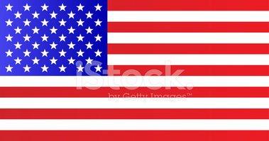 Bandeira Dos Estados Unidos Da América imagens vetoriais.