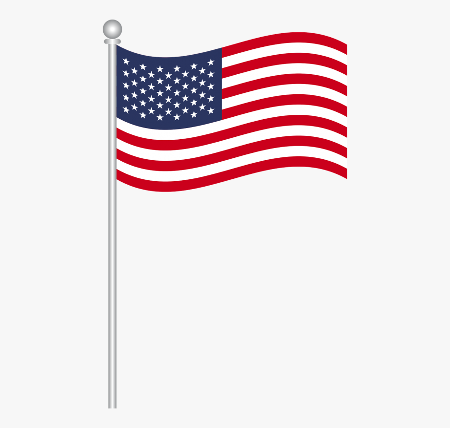 Flag Of Usa World Flags Country.