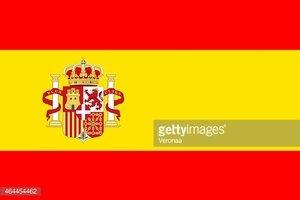 Bandeira Espanhola imagens vetoriais.