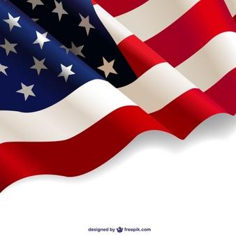 Bandeira Estados Unidos.