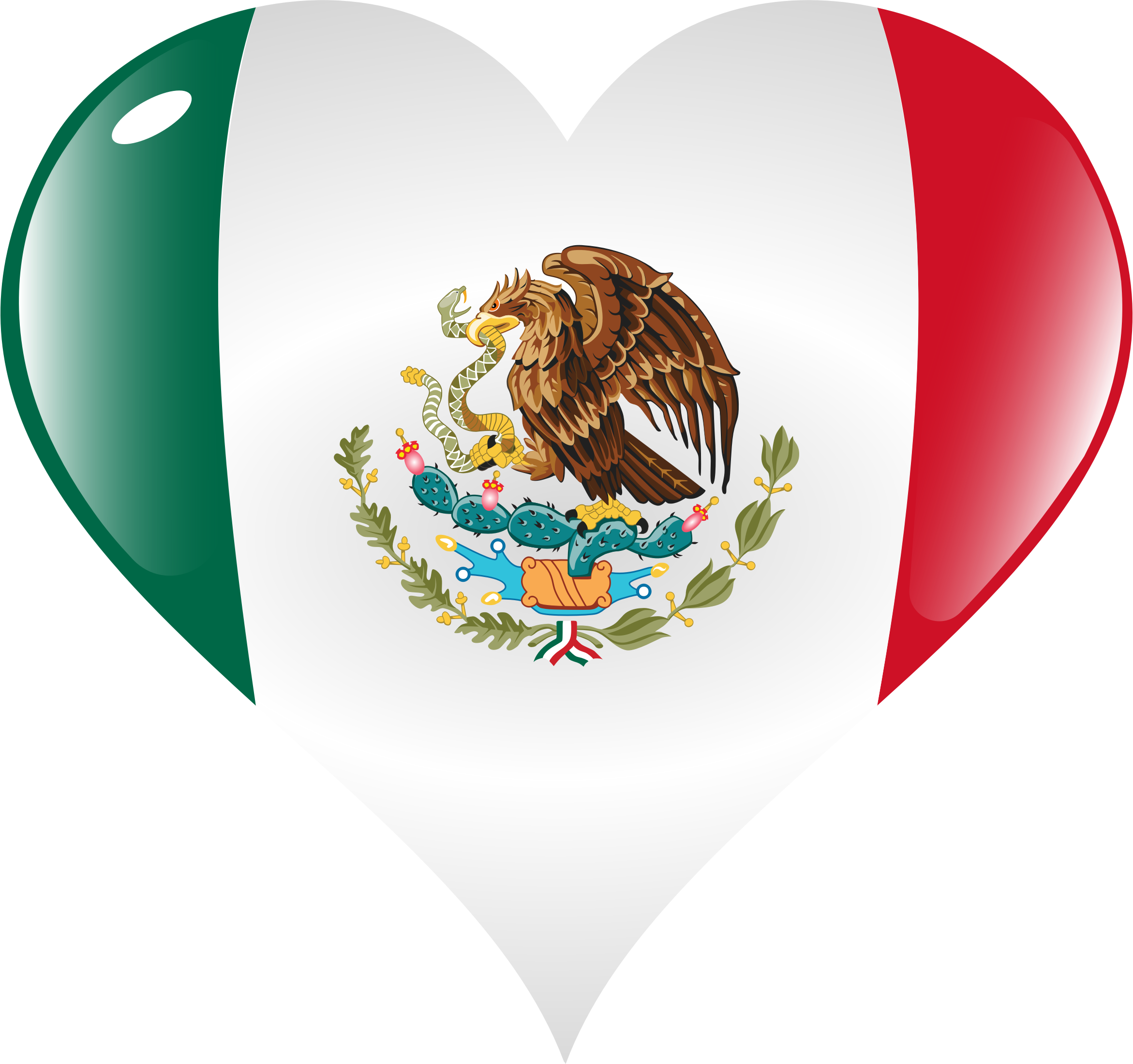 Flag of Mexico United States Mexican War of Independence.