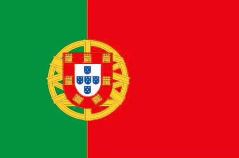 Free Animated Portugal Flags.