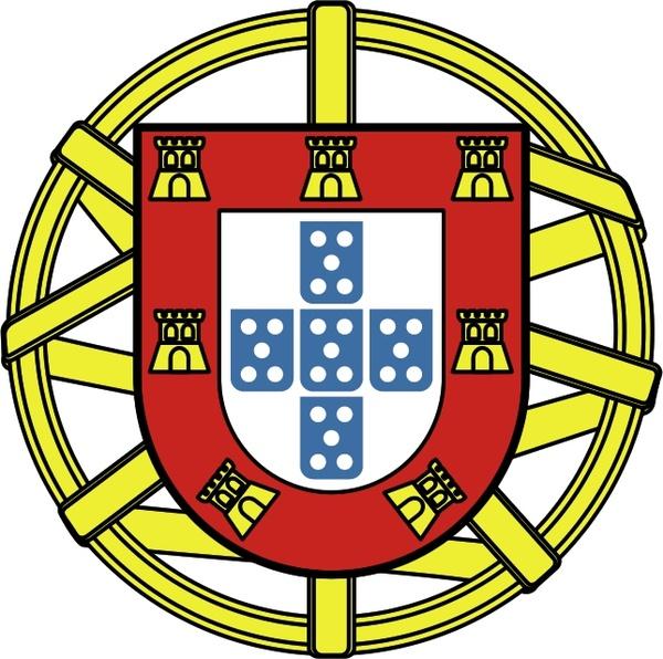 Portugal esfera armilar Free vector in Encapsulated.