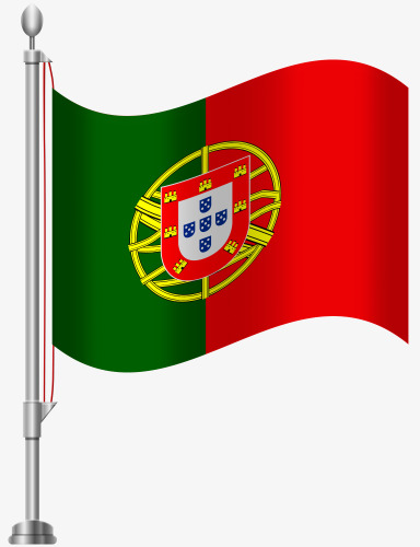 Portuguese Flag Buckle Free Material, Flag Clipart, Portugal, Flag.