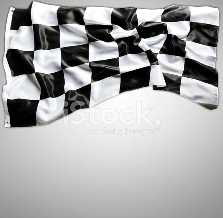 Bandeira Quadriculada Fotos do acervo.