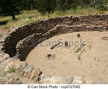 Stock Photo of Sacred Ground.
