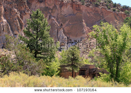 Bandelier National Monument Stock Photos, Images, & Pictures.