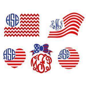 Bandera americana, Banderas and Marco de monograma on Pinterest.