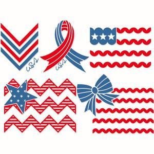 Bandera americana, Scrapbooking digital and Banderas on Pinterest.
