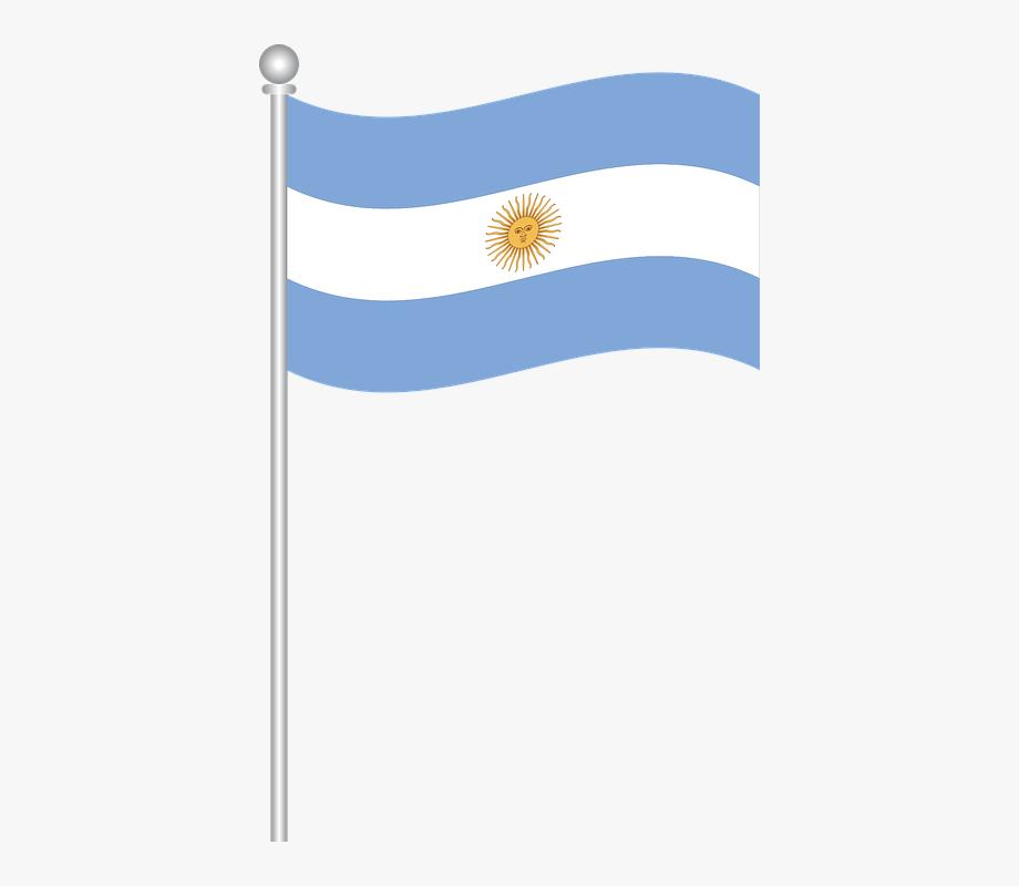 Bandera Argentina Png.