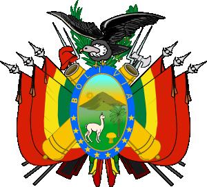 Coat Of Arms Of Bolivia Clip Art at Clker.com.