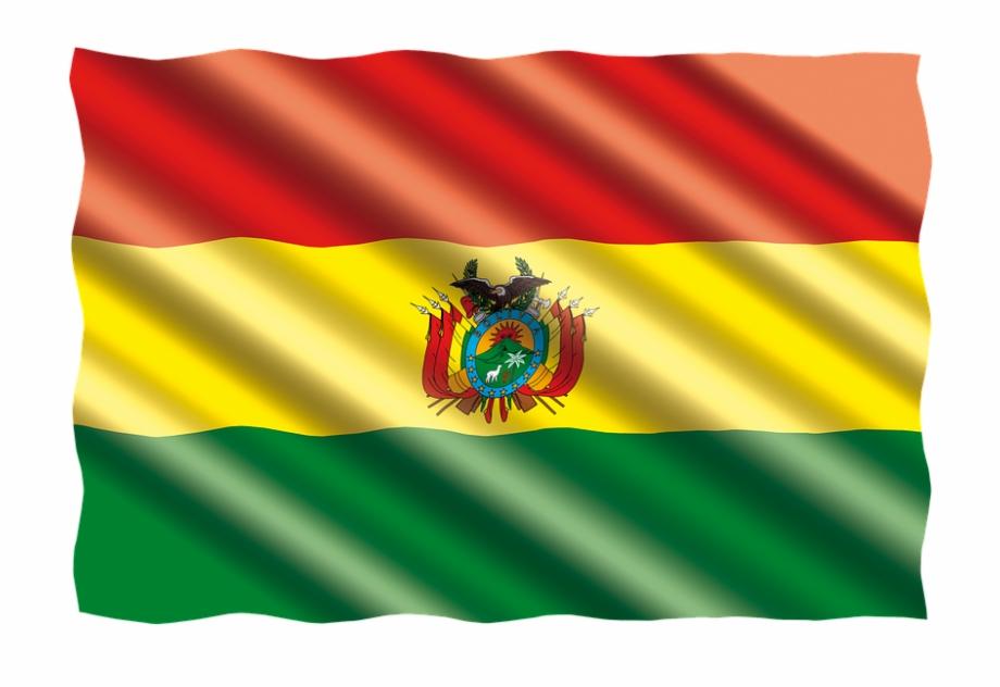 International Flag Bolivia.