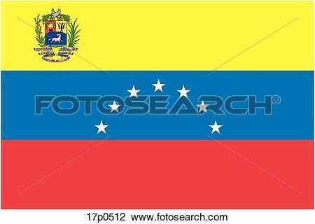 Clipart of Venezuela.