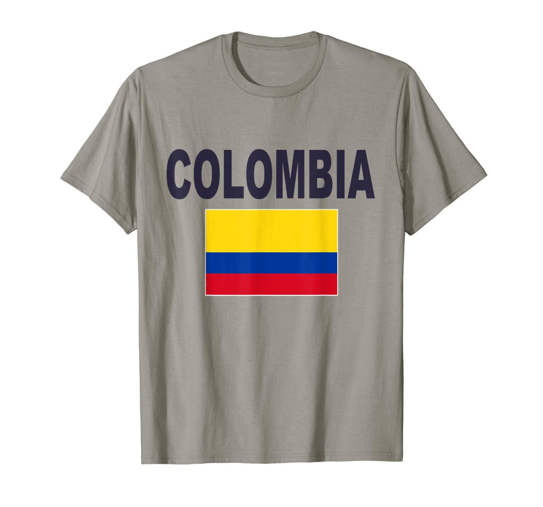 Amazon.com: Flag Colombia T.