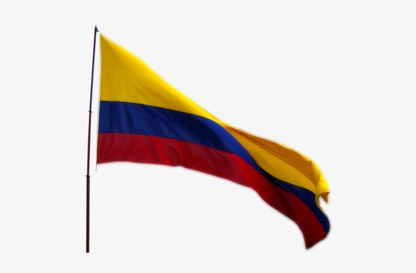 Bandera Colombia Png PNG Images.