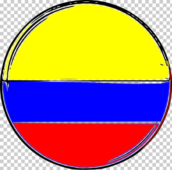 Bandera de colombia bandera PNG Clipart.