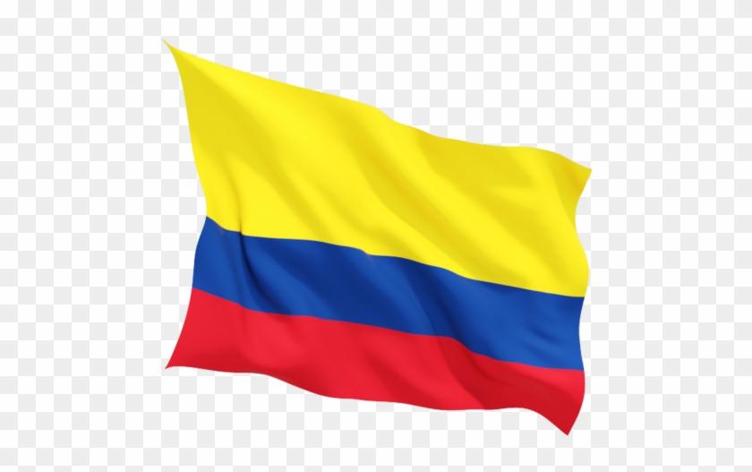 Bandera De Colombia Png, Transparent Png.