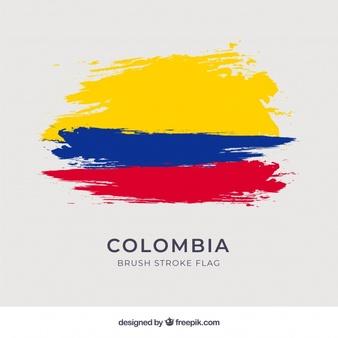 Bandera Colombia.