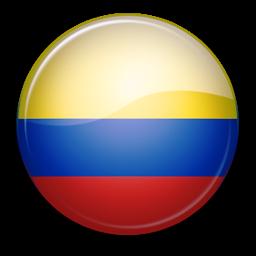 Banderas Redondas de Paises.
