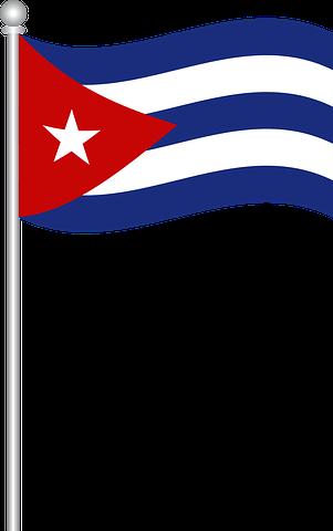 Flag Of Cuba, Flag, Cuba.
