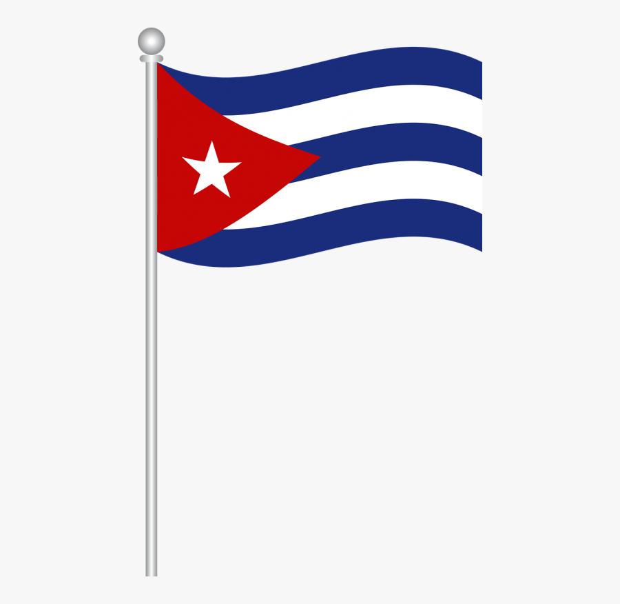 Bandera De Cuba En Png , Free Transparent Clipart.