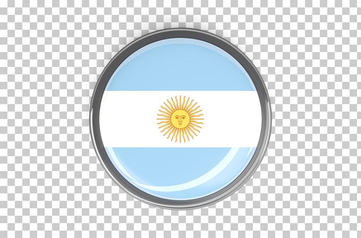 Bandera de la escarapela argentina de argentina, bandera de.