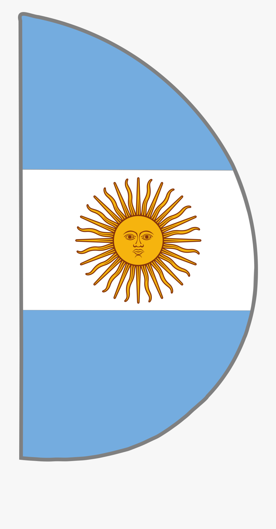 Bandera Argentina Png Clipart For Our Users.