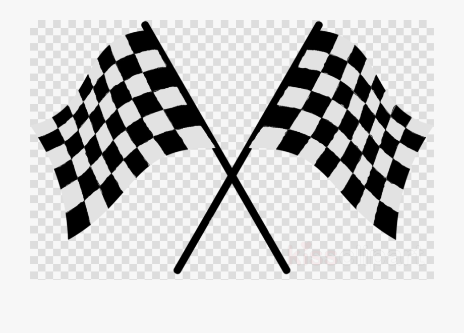 Check, Racing, Flag, Transparent Png Image & Clipart.