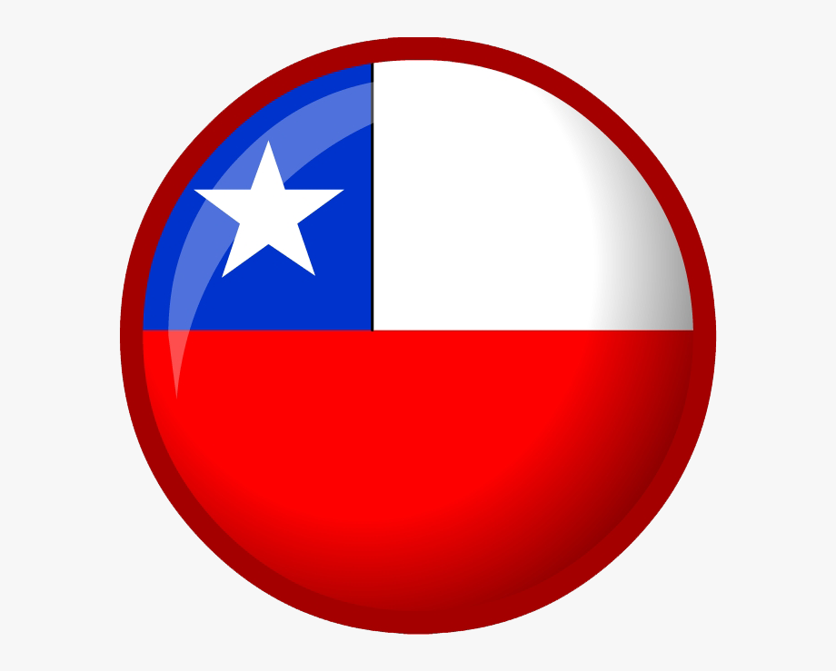 Chile Flag Png.