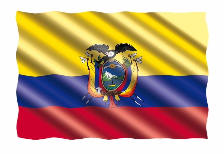 Bandera Ecuador Png.