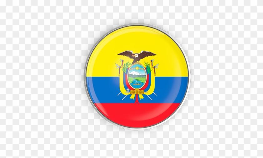 Bandera De Ecuador, HD Png Download.