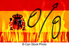 Bandera de espana Clip Art and Stock Illustrations. 14.