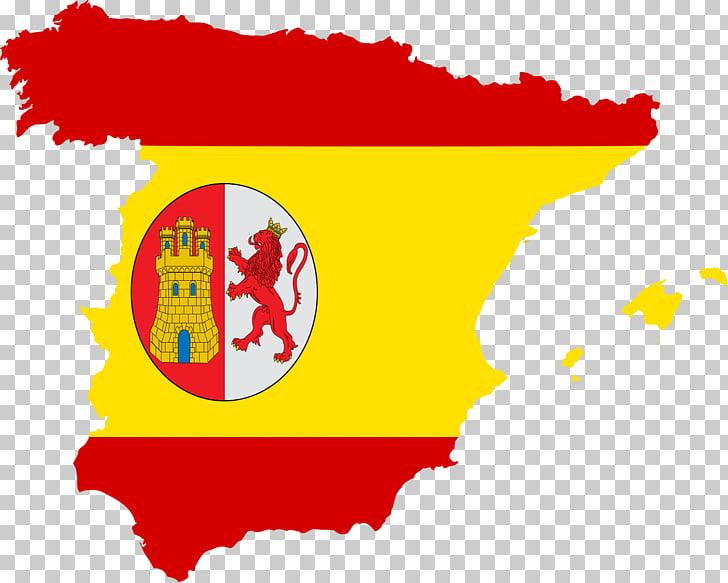 Bandera de españa español hispanophone, español PNG Clipart.